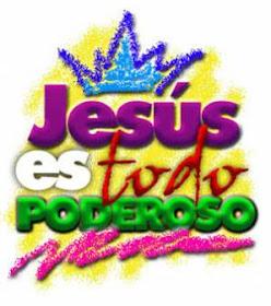 JESUS ES TODOPODEROSO