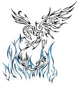 Gallery tattoo design