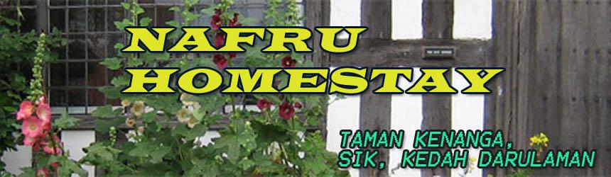 Nafru Homestay