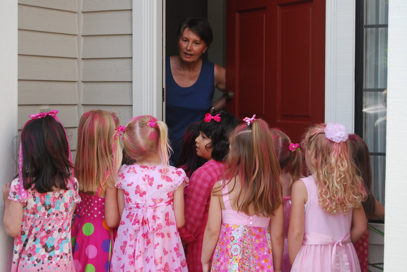 Follow Your Heart: Brielle\'s 5th Pinkalicious Party!!