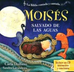 Colección c/CD: La Biblia contada y Cantada. Letra y Musica Carla dulfano. Editorial San Pablo 2010