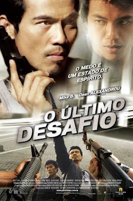 Filme O Último Desafio DVDRip RMVB Dublado