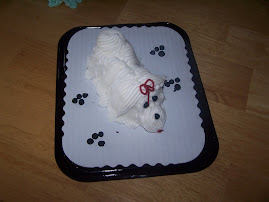 Puppy cupcake !