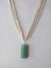Green Carved Adventurine