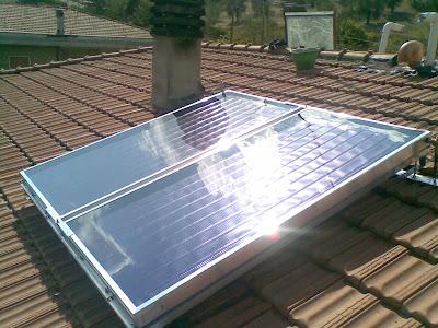 Fabro informa pannelli solari per l 39 acqua calda sanitaria for Pannelli solari per acqua calda ultima generazione
