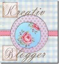 Kreatív Blogger Díj!