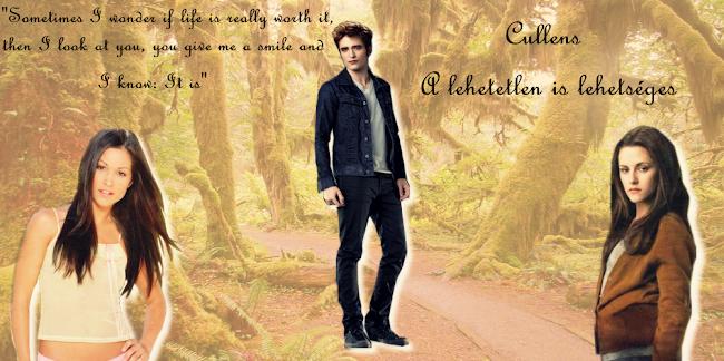 (Cullens) A lehetetlen is lehetséges