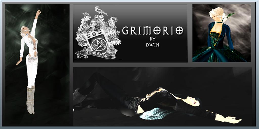 Grimorio creations