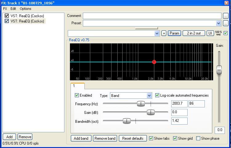 tt dynamic range meter offline