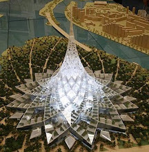 Crystal Island (moscu). Norman Foster