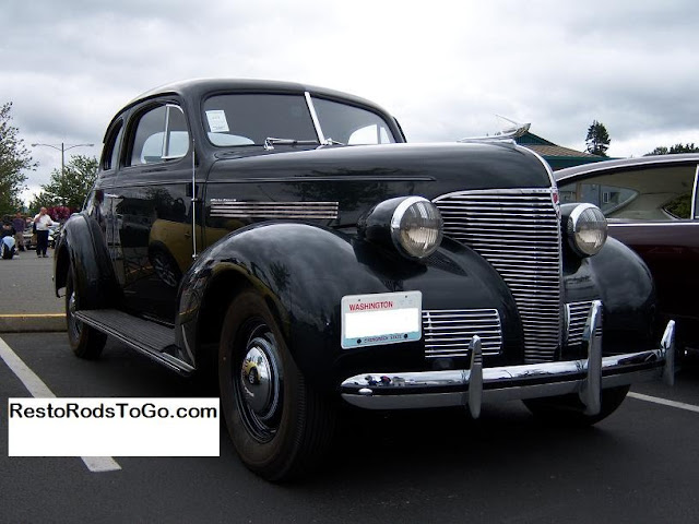 1939 Chevrolet Sport Coupe | Resto Rods To Go