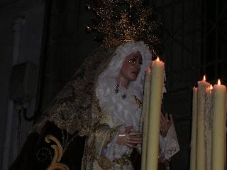 María Stma.de la Salud. Foto: Emilio Guijo