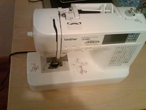 Evadman s random brother lb prw se sewing