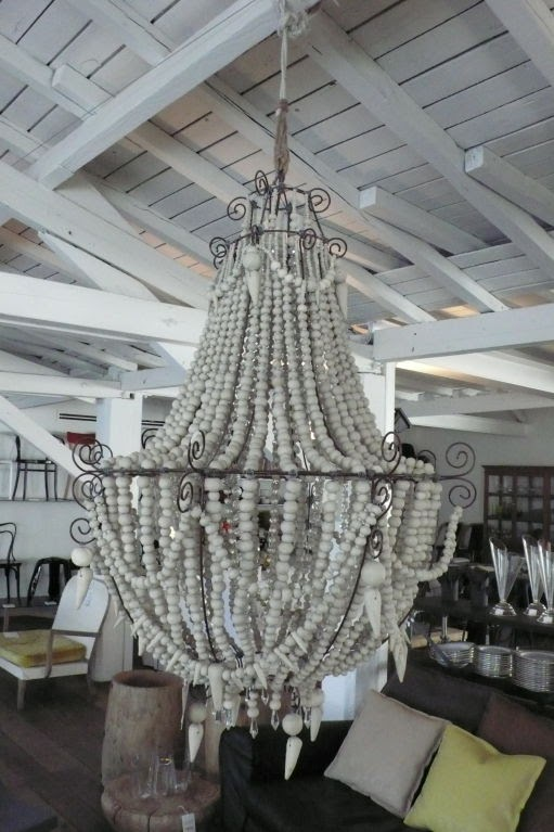 DIY Beaded Chandelier – JourneyChic - a quest for easy