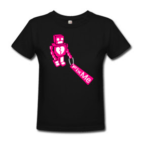 Fix Me T-shirt - Doomsday Valentine Collection from Barcelagos Clothing Co.