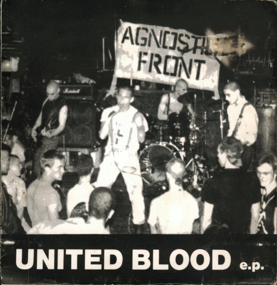 Agnostic Front United Blood 1983