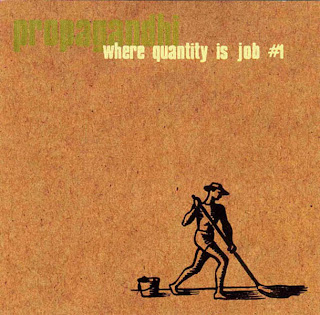 Propagandhi - Where Quantity Is Job #1 (1998)