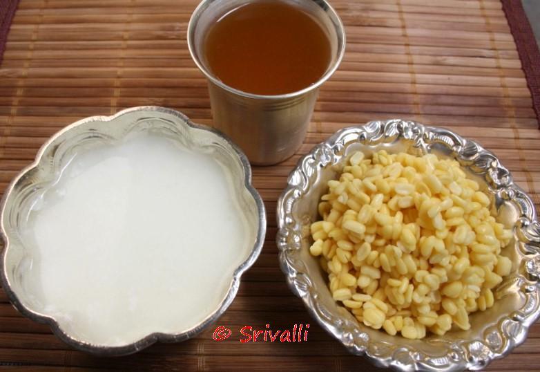 Sri rama navami 2010 neivedyam panakam vada pappu recipes forumfinder Gallery