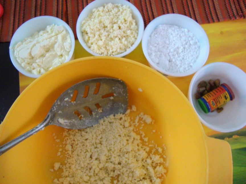 how to make ghee from malai in microwave