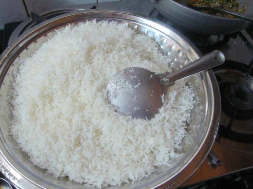 Egg fried rice cooking egg fried rice this is an easy ccuart Gallery