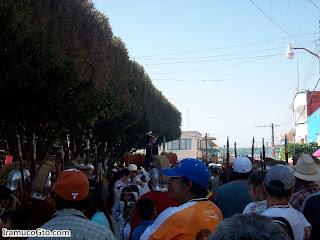 Domingo de Ramos en Iramuco 2009