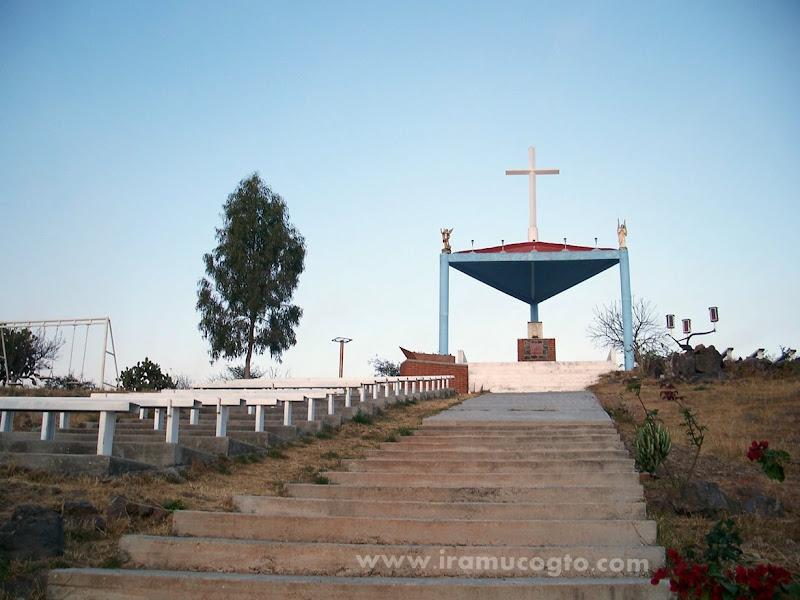 la cruz de Irámuco, Gto