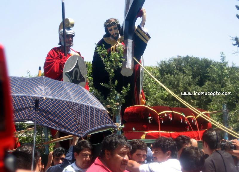 Via Crucis en Iramuco, Gto