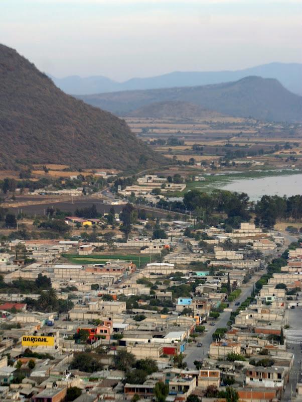 Vista desde la cruz Iramuco