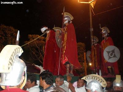 Semana Santa Irámuco gto 2009