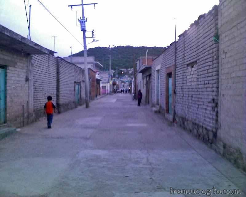 Calles de Iramuco Gto Mexico01