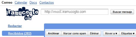 correo de Iramuco, Gto