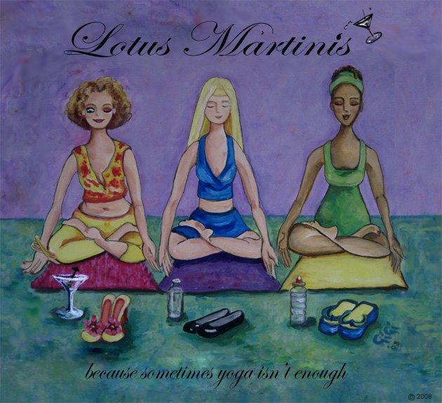 Lotus Martinis