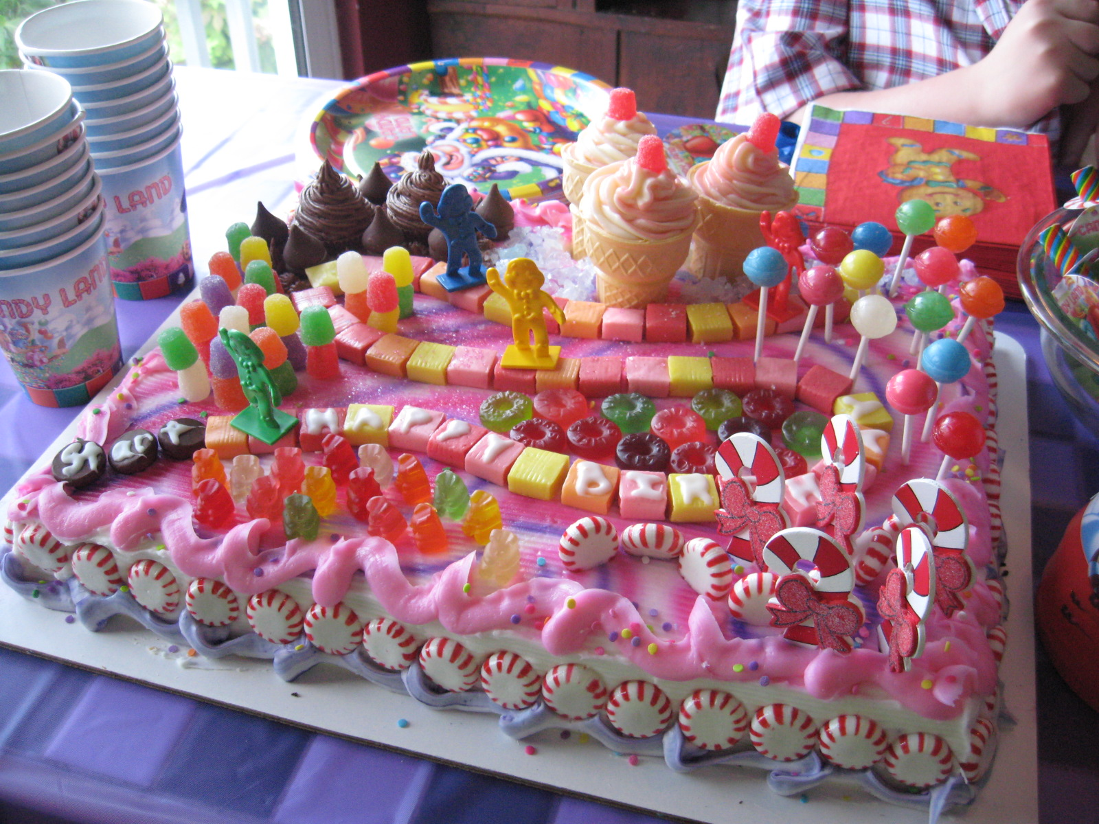 Candy Land Sweet 16 Birthday Themes Hot Girls Wallpaper