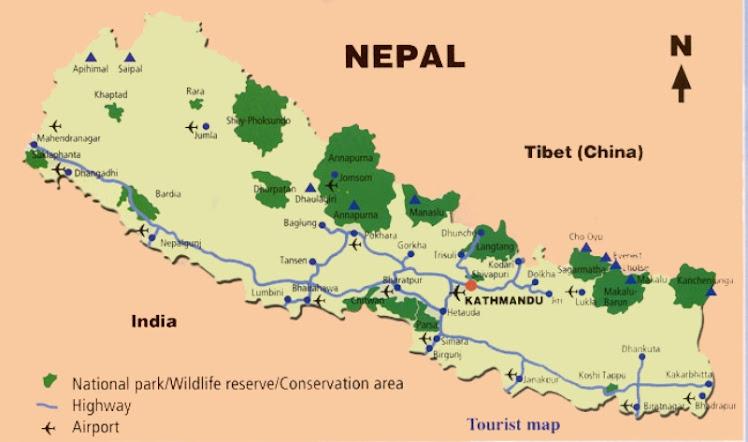 National Parks Of Nepal Bardia National Park