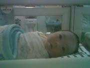 Dede Waktu Bayi