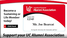 Support the University of Cincinnati