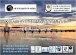 blog 46º congreso argentino de anatomía