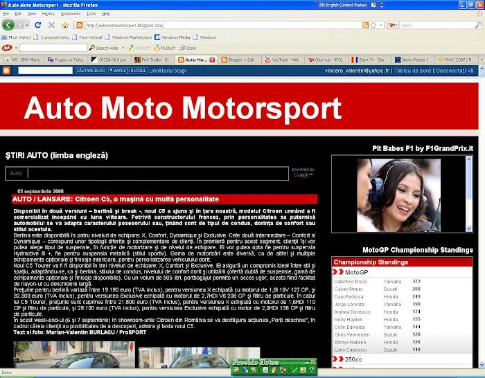 AUTO MOTO MOTORSPORT
