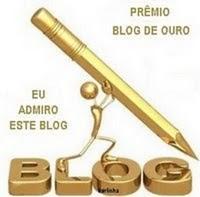 Premio Blog Ouro