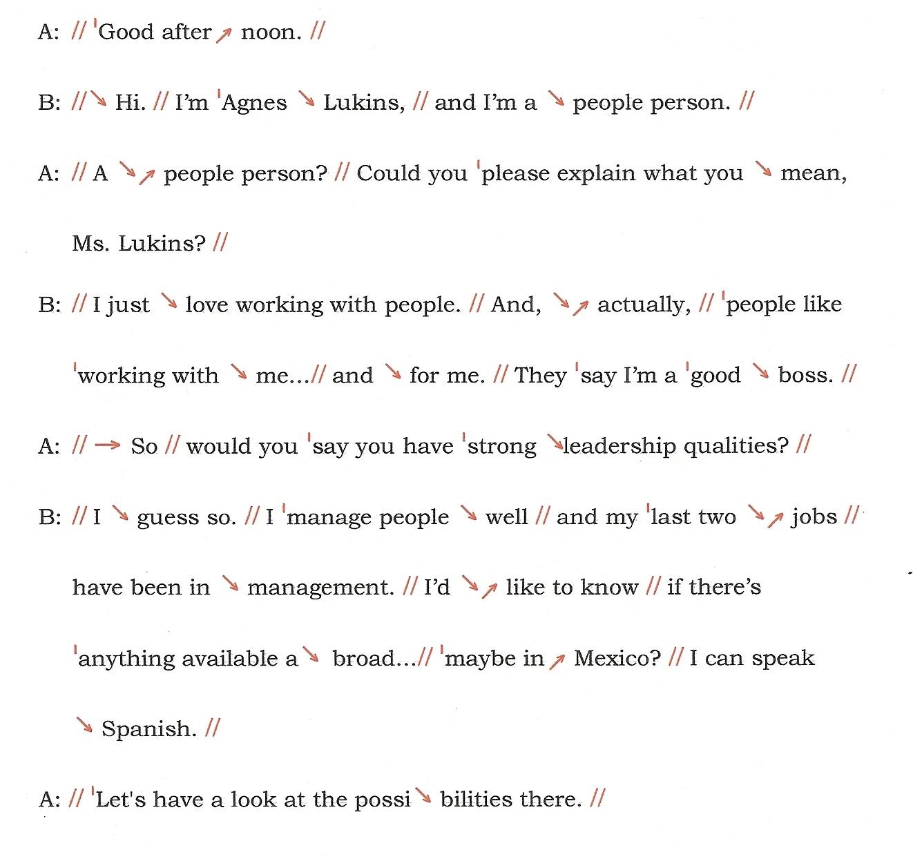 Phonetics Phonology I More On Intonation