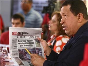 Resultado de imagen para periodismo chavez