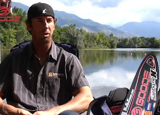 Slalom World Record Holder Chris Parrish