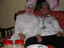Saya dan istri Tercinta