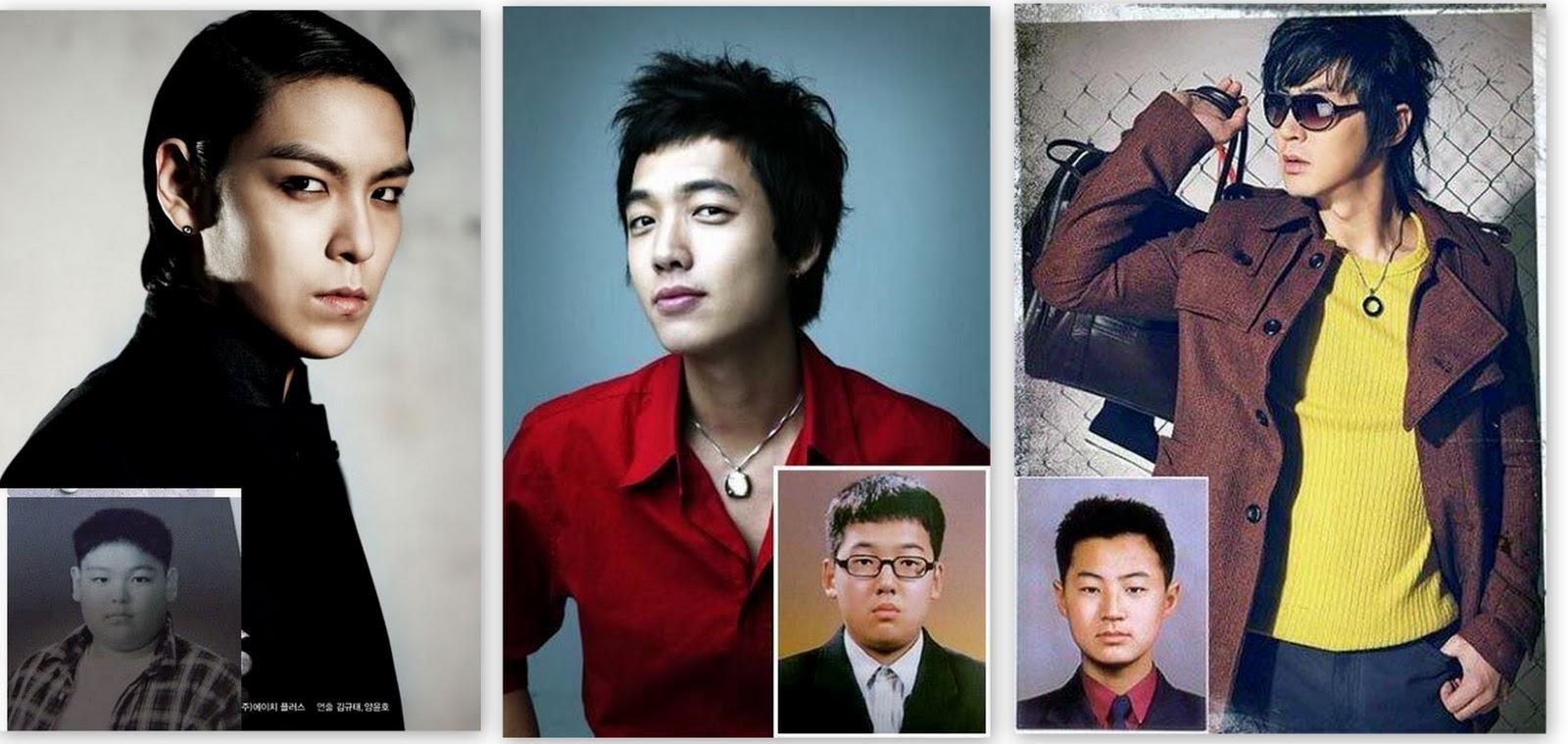 Image Contoh Artis Pria Korea Yang Operasi Plastik Choi Seunghyun ...