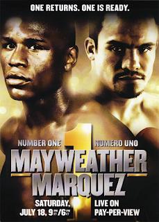 mayweather vs marquez, marquez vs mayweather