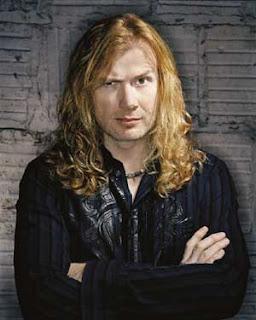 Vocalista de Megadeth cristiano