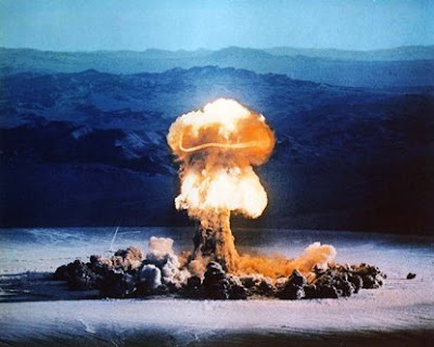 Resurgir de bomba atómica