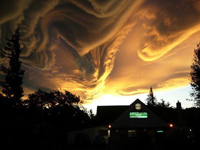 Nube monstruosa