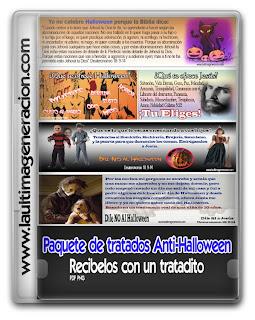 Tratados Anti Halloween La Ultima Generacion