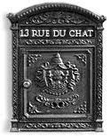 13,RUE DU CHAT